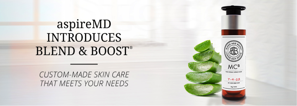 aspireMD introduces Blend and Boost